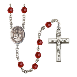 R6000 Series Rosary<br>San Judas<br>Available in 12 Colors