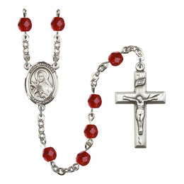 R6000 Series Rosary<br>St. Theresa<br>Available in 12 Colors