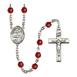R6000 Series Rosary<br>Sts. Cosmas & Damian<br>Available in 12 Colors