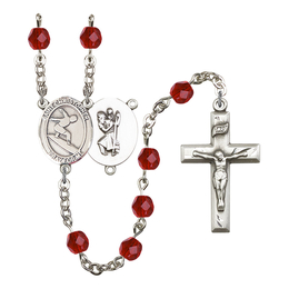 R6000 Series Rosary<br>St. Christopher/Surfing<br>Available in 12 Colors