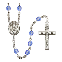 R6000 Series Rosary<br>St. Rose of Lima<br>Available in 12 Colors