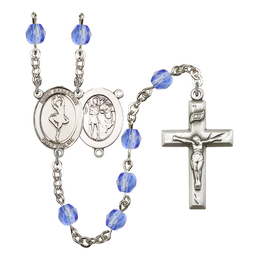 R6000 Series Rosary<br>St. Sebastian/Dance<br>Available in 12 Colors