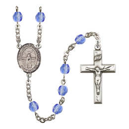 R6000 Series Rosary<br>St. Medard of Noyon<br>Available in 12 Colors