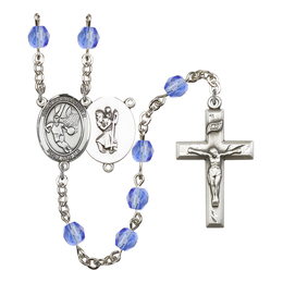 R6000 Series Rosary<br>St. Christopher/Basketball<br>Available in 12 Colors
