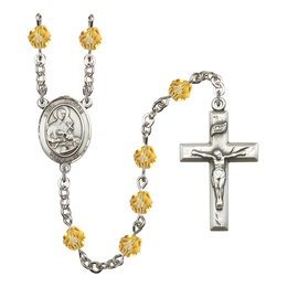 R6000 Series Rosary<br>St. Gerard Majella<br>Available in 12 Colors