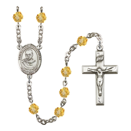 R6000 Series Rosary<br>St. Maximilian Kolbe<br>Available in 12 Colors