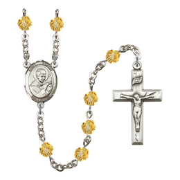 R6000 Series Rosary<br>St. Robert Bellarmine<br>Available in 12 Colors