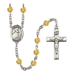 R6000 Series Rosary<br>St. Thomas the Apostle<br>Available in 12 Colors
