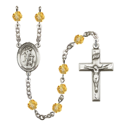 R6000 Series Rosary<br>Guardian Angel w/Child<br>Available in 12 Colors