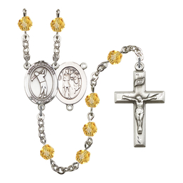 R6000 Series Rosary<br>St. Sebastian/Golf<br>Available in 12 Colors