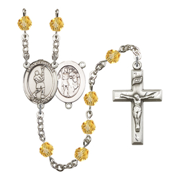 R6000 Series Rosary<br>St. Sebastian/Lacrosse<br>Available in 12 Colors