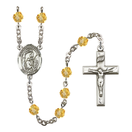 R6000 Series Rosary<br>St. Paul the Hermit<br>Available in 12 Colors
