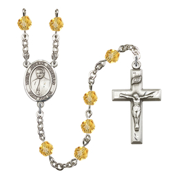 R6000 Series Rosary<br>St. Joseph Marello<br>Available in 12 Colors