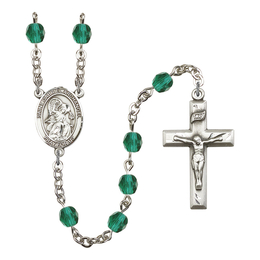R6000 Series Rosary<br>St. Gabriel the Archangel<br>Available in 12 Colors