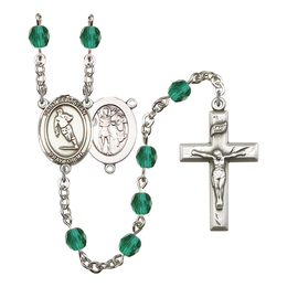 R6000 Series Rosary<br>St. Sebastian / Rugby<br>Available in 12 Colors