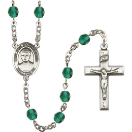 R6000 Series Rosary<br>Saint Jose Sanchez del Rio<br>Available in 12 Colors