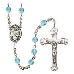 R6001 Series Rosary<br>St. Placidus<br>Available in 12 Colors