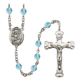 R6001 Series Rosary<br>St. Vitus<br>Available in 12 Colors