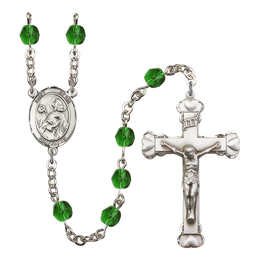 R6001 Series Rosary<br>St. Kevin<br>Available in 12 Colors