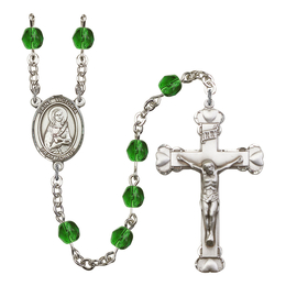 R6001 Series Rosary<br>St. Victoria<br>Available in 12 Colors