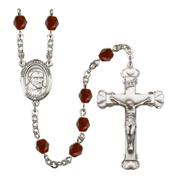 R6001 Series Rosary<br>St. Vincent de Paul<br>Available in 12 Colors