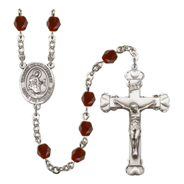 R6001 Series Rosary<br>Virgen de la Merced<br>Available in 12 Colors