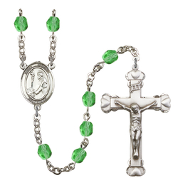 R6001 Series Rosary<br>St. Dominic de Guzman<br>Available in 12 Colors