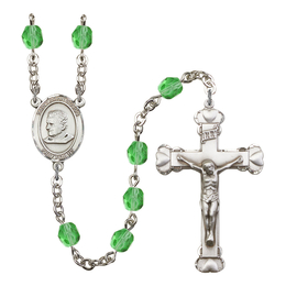 R6001 Series Rosary<br>St. John Bosco<br>Available in 12 Colors
