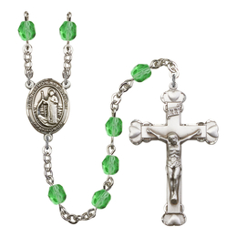 R6001 Series Rosary<br>St. Raymond of Penafort<br>Available in 12 Colors