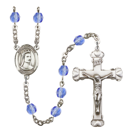 R6001 Series Rosary<br>St. Elizabeth of Hungary<br>Available in 12 Colors