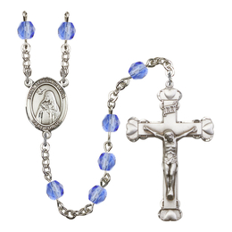 R6001 Series Rosary<br>St. Teresa of Avila<br>Available in 12 Colors