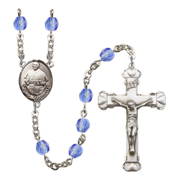 R6001 Series Rosary<br>Pope Francis<br>Available in 12 Colors