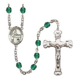 R6001 Series Rosary<br>Blessed Emilee Doultremont<br>Available in 12 Colors
