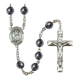 R6003 Series Rosary<br>St. Christopher