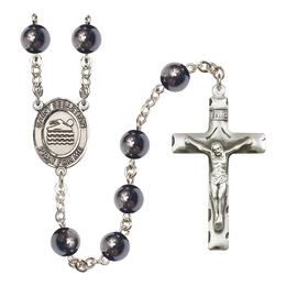 R6003 Series Rosary<br>St. Sebastian/Swimming