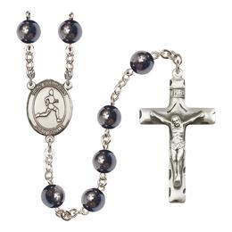 R6003 Series Rosary<br>St. Sebastian/Track & Field