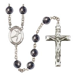 R6003 Series Rosary<br>St. Sebastian/Figure Skating