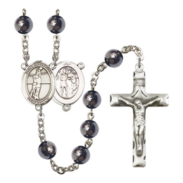 R6003 Series Rosary<br>St. Sebastian / Volleyball