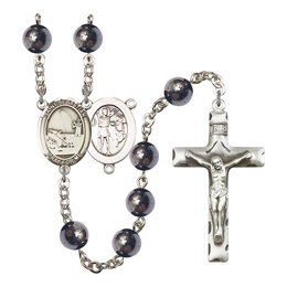 R6003 Series Rosary<br>St. Sebastian / Fishing