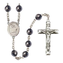 R6003 Series Rosary<br>St. Sebastian/Gymnastics
