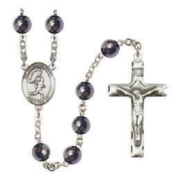 R6003 Series Rosary<br>Guardian Angel/Track&Field-Men