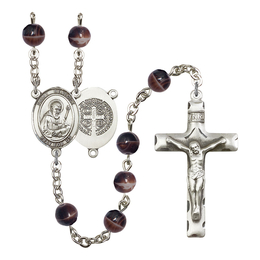 R6004 Series Rosary<br>St. Benedict