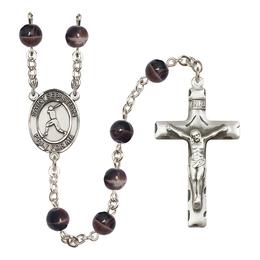 R6004 Series Rosary<br>St. Sebastian/Baseball