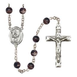 R6004 Series Rosary<br>St. Sebastian / Baseball