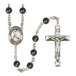 R6007 Series Rosary<br>St. Christopher/Baseball