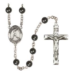 R6007 Series Rosary<br>St. Sebastian/Baseball