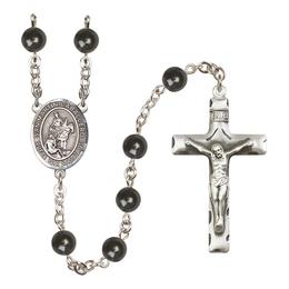 R6007 Series Rosary<br>San Martin Caballero