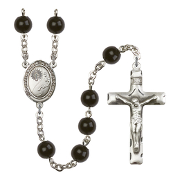 R6007 Series Rosary<br>Footprints / Cross
