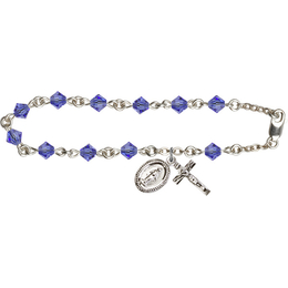 RB0886 Series Rosary Bracelet<br>Available in 13 Colors