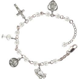 RB3021 Series Rosary Bracelet